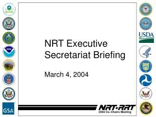 NRT Executive Secretariat Briefing