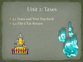 Unit 2: Taxes