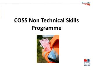 COSS Non Technical Skills Programme