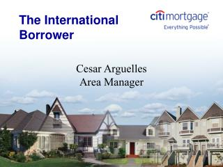 The International  Borrower