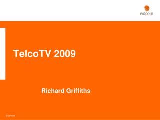 TelcoTV 2009