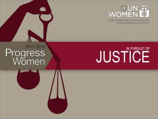 Women�s access to justice