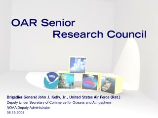 OAR Senior  Research Council