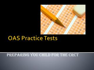 OAS Practice Tests