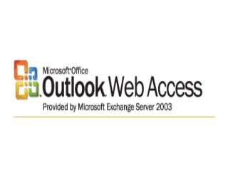 Outlook Web Access  ( OWA )