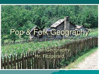 Pop & Folk Geography