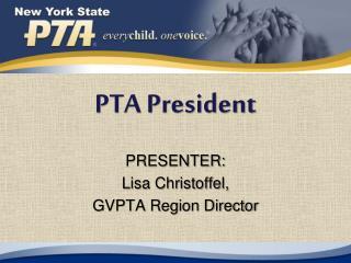 PTA President