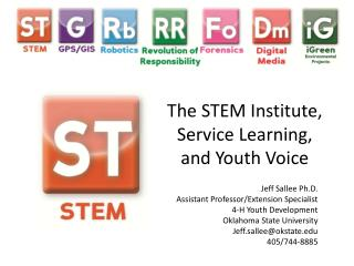 The STEM Institute, Service Learning, and Youth Voice