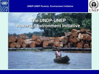 UNDP-UNEP Poverty- Environment Initiative