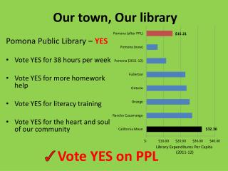 Our  town,  Our  library