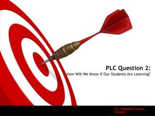 PLC Question 2: