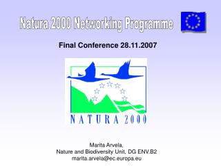 Natura 2000 Networking Programme