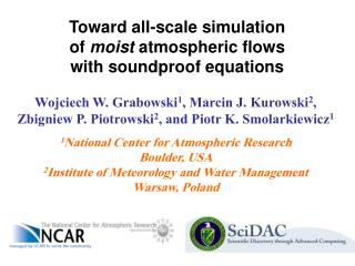 Toward all-scale simulation  of  moist  atmospheric flows  with soundproof equations
