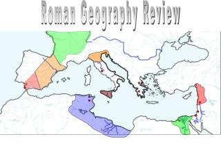 Roman Geography Review