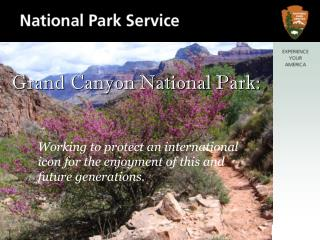 Grand Canyon National Park: