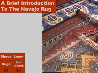 A Brief Introduction To The Navajo Rug