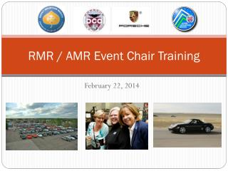 RMR / AMR Event Chair Training