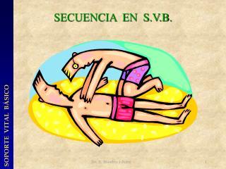 SECUENCIA  EN  S.V.B.