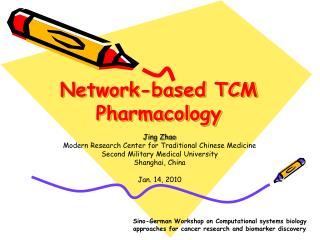 Network-based TCM Pharmacology