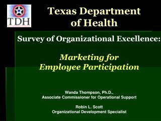Texas Department             of Health