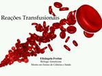 Elis ngela Freitas Bi loga- Geneticista Mestre em Ensino de Ci ncias e Sa de