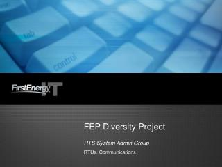 FEP Diversity Project