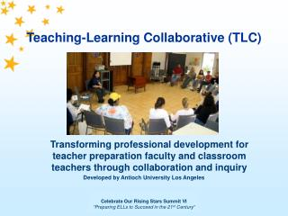 Teaching-Learning Collaborative (TLC)