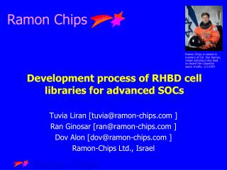 Development process of RHBD cell libraries for advanced SOCs
