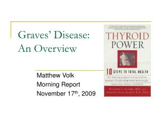 Graves' Disease:  An Overview