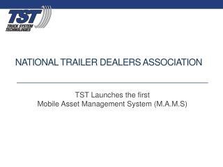 National Trailer Dealers Association