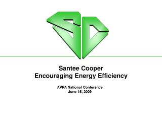 Santee Cooper Encouraging Energy Efficiency