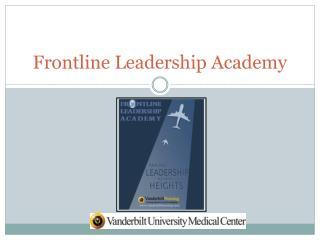 Frontline Leadership Academy