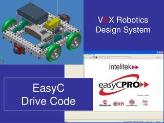 V E X Robotics Design System