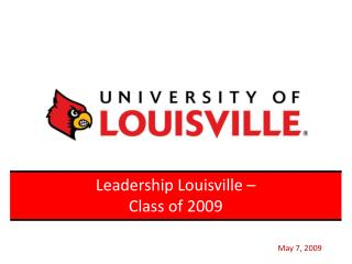 Leadership Louisville    Class of 2009