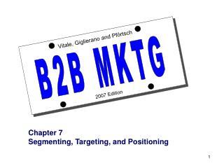 B2B MKTG