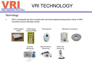 VRI TECHNOLOGY