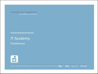 IT Academy