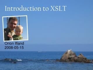 Introduction to XSLT
