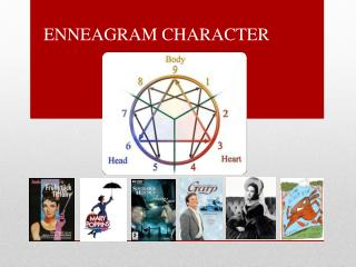 ENNEAGRAM CHARACTER