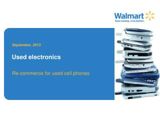 Used electronics