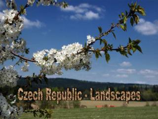 Czech Republic - Landscapes