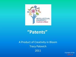 """Patents"""