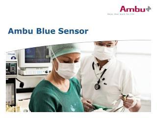 Ambu Blue Sensor