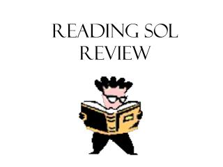 Reading SOL Review
