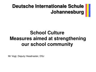 Deutsche Internationale Schule Johannesburg
