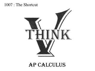 1007  : The Shortcut