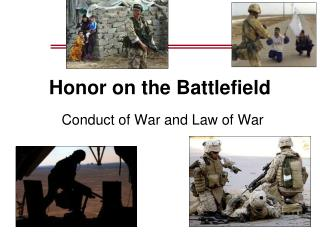 Honor on the Battlefield