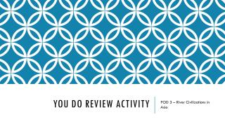 You DO Review Activity
