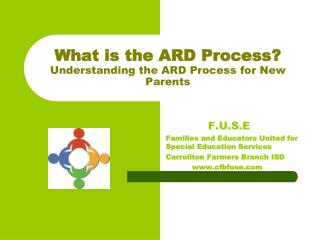 What is the ARD Process? Understanding the ARD Process for New Parents