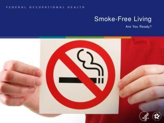 Smoke-Free Living